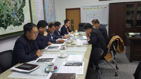 영광군, 지역 도의원과 제2차 정책간담회 개최-1.jpg