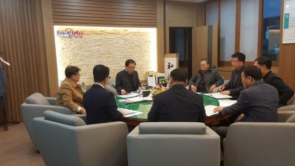 영광군, 지역 도의원과 제2차 정책간담회 개최-2.jpg