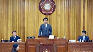 영광군의회, 제241회 제1차 정례회 폐회 2.JPG