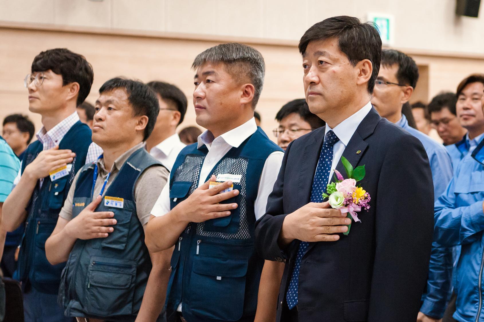 신임 석기영 한빛원자력본부장 '안전 최우선·지역동반성장'강조