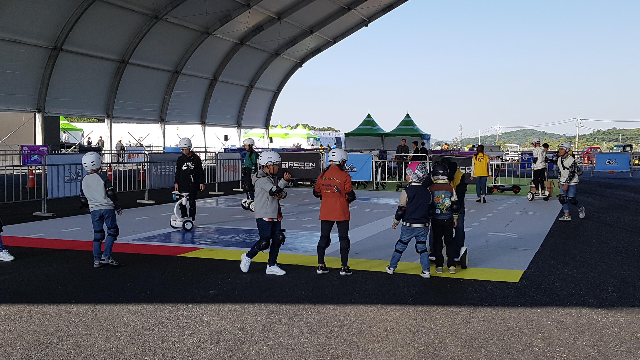 영광 e-모빌리티 엑스포, 즐기는 체험형 박람회로 입소문
