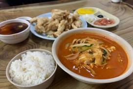 영광 찹쌀탕수육 맛집 '황용각'