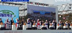 2019 영광 e-모빌리티 개막식 열려