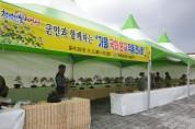 영광군농업기술센터, 가을국화 분재전시회 개최