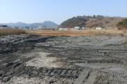 영광군 법성면 석탄재 매립 공사현장 개발행위허가 기준 '무시'