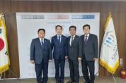 강필구 전남시군의회협의회장, 국가균형발전위원장 면담