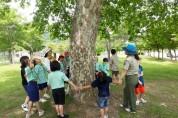 영광군, 숲해설 프로그램 운영으로 큰 호응