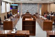영광군의회, 의원간담회 통해 '의원발의' 한 조례안 논의