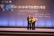 '영광굴비'4년 연속 국가브랜드 대상(NBA) 수상