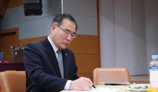 [어바웃TV] 이개호의원 도지사 출마의지 변함 없다!