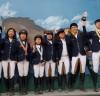 영광 유소년승마단, 전국대회 두각