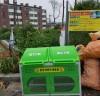 영광군, '쓰레기 종량제 봉투 전용 수거함'  시범 설치