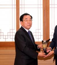 영광군, '천년의 빛 영광' 브랜드 2019 아시아 TOP 브랜드 지자체 부문 대상 수상