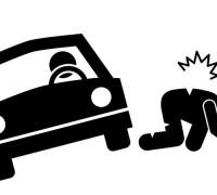 어젯밤 학정리 인근 교통사고로 인사 사고발생