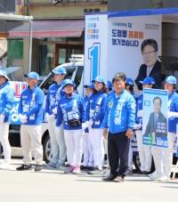 6.13지방선거, 본격적인 선거 열전