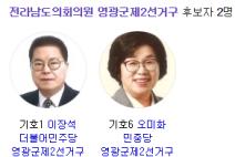 전남도의원 2선거구 결과, 이장석 당선