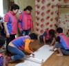 백수읍 생활개선회, 복지사각지대 봉사활동 펼쳐