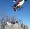 영광소방서, 산악사고 응급환자 헬기이용 구조