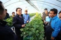 영광군, 명품딸기 생산을 위한 현장 기술지원 강화